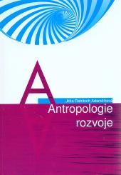Antropologie rozvoje obálka knihy