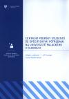 Centrum podpory studentů se specifickými potřebami na Univerzitě Palackého v Olomouci