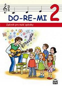 DO-RE-MI 2 obálka knihy