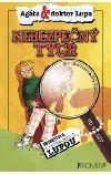 Agáta a doktor Lupa - Nebezpečný tygr obálka knihy