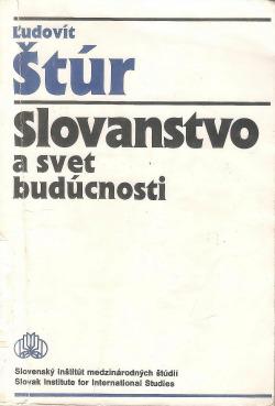 Slovanstvo a svet budúcnosti obálka knihy