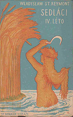 Sedláci IV, Léto obálka knihy