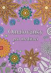Zápisník - Omalovánky pro meditaci