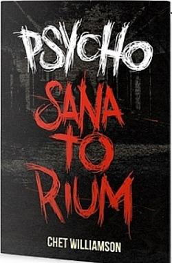 Psycho: Sanatorium obálka knihy