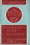 Don Quijote české filosofie