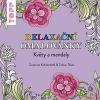 Relaxační omalovánky Květy a mandaly