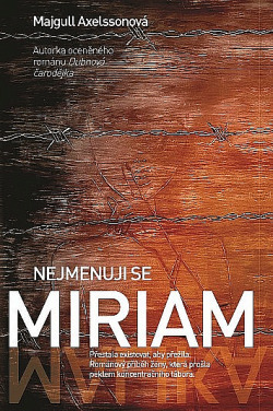 Nejmenuji se Miriam obálka knihy