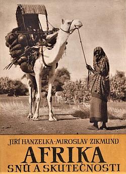 Afrika snů a skutečnosti 1 obálka knihy