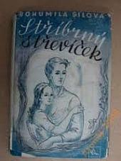 Stříbrný střevíček obálka knihy