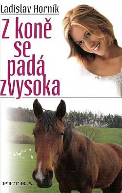 Z koně se padá zvysoka obálka knihy