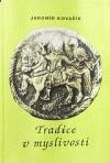 Tradice v myslivosti obálka knihy