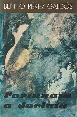 Fortunata a Jacinta - 2. zväzok obálka knihy