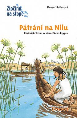 Pátrání na Nilu obálka knihy