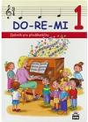 DO-RE-MI 1 obálka knihy