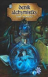 Deník alchymistky obálka knihy