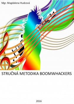 Stručná metodika boomwhackers obálka knihy