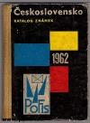 Katalog známek Československo 1962