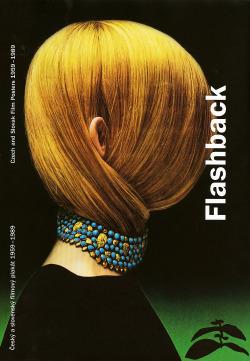 Flashback: Český a slovenský filmový plakát 1959 - 1989 obálka knihy