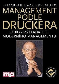 Management podle Druckera obálka knihy