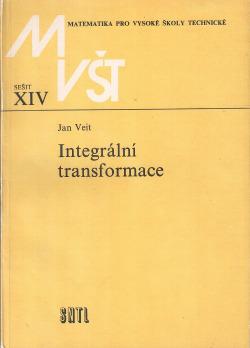 Integrální transformace obálka knihy