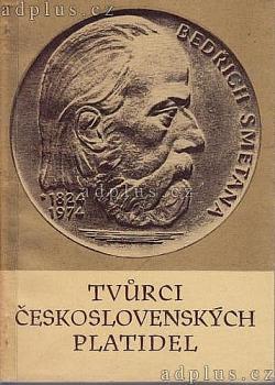 Tvůrci československých platidel obálka knihy