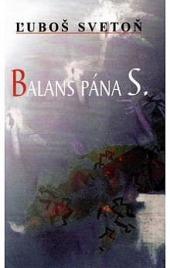 Balans pána S. obálka knihy