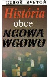 História obce Ngowa Wgowo obálka knihy
