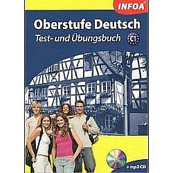 Oberstufe Deutsch: Test- und Übungsbuch obálka knihy