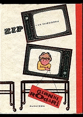 Zip v televizoru obálka knihy