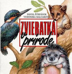 Zvieratká v prírode obálka knihy