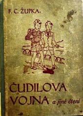 Čudilova vojna a jiné čtení obálka knihy