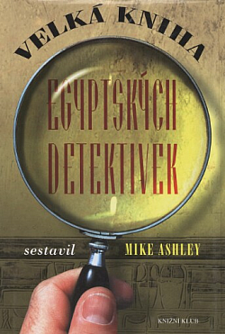 Velká kniha egyptských detektivek obálka knihy