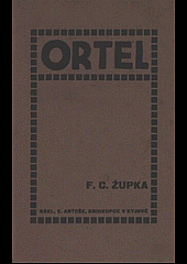 Ortel obálka knihy