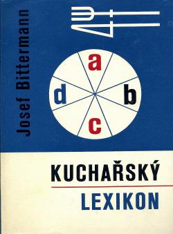 Kuchařský lexikon obálka knihy