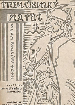 Trenčiansky Matúš obálka knihy