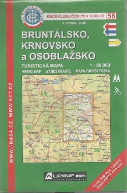 Bruntálsko, Krnovsko a Osoblažsko obálka knihy