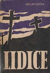 Lidice obálka knihy