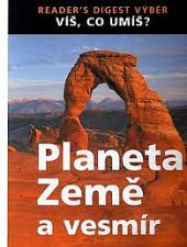 Planeta Země a vesmír obálka knihy