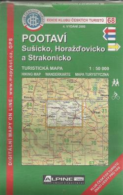 Pootaví - Sušicko, Horažďovicko a Strakonicko obálka knihy