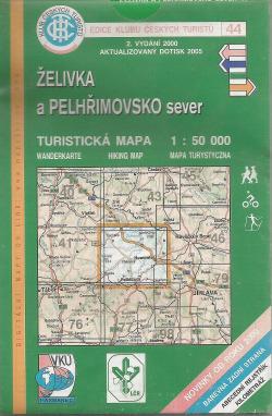 Želivka a Pelhřimovsko sever obálka knihy