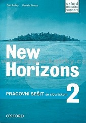 New Horizons 2 Pracovní sešit obálka knihy