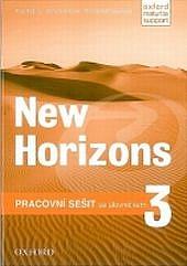 New Horizons 3 - Pracovní sešit se slovníčkem