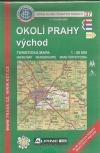 Okolí Prahy - východ