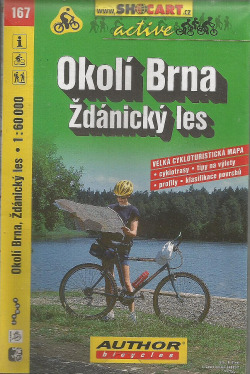 Okolí Brna - Ždánický les obálka knihy