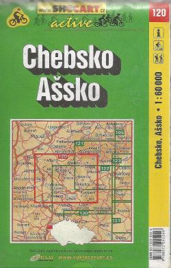 Chebsko - Ašsko obálka knihy