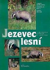 Jezevec lesní : jeho biologie a význam v ekosystému obálka knihy