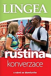 Ruština - konverzace s námi se domluvíte obálka knihy