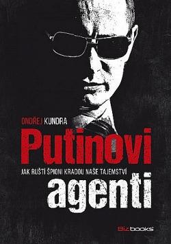 Putinovi agenti obálka knihy