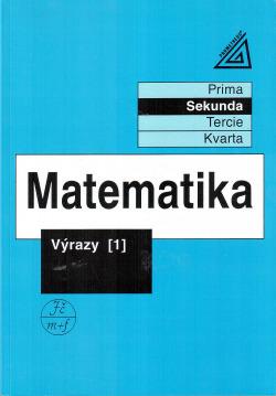 Matematika - Výrazy [1] obálka knihy