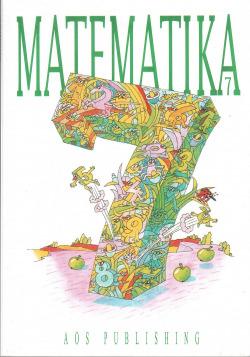 Matematika 7 obálka knihy